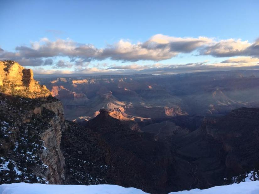 Grand Canyon Part 1: GettingReady
