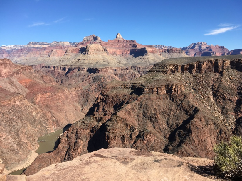 Part Three: Interlude at Plateau Point