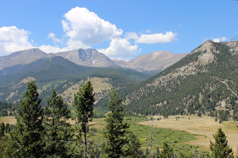Rocky Mountains and Gallbladder Pains